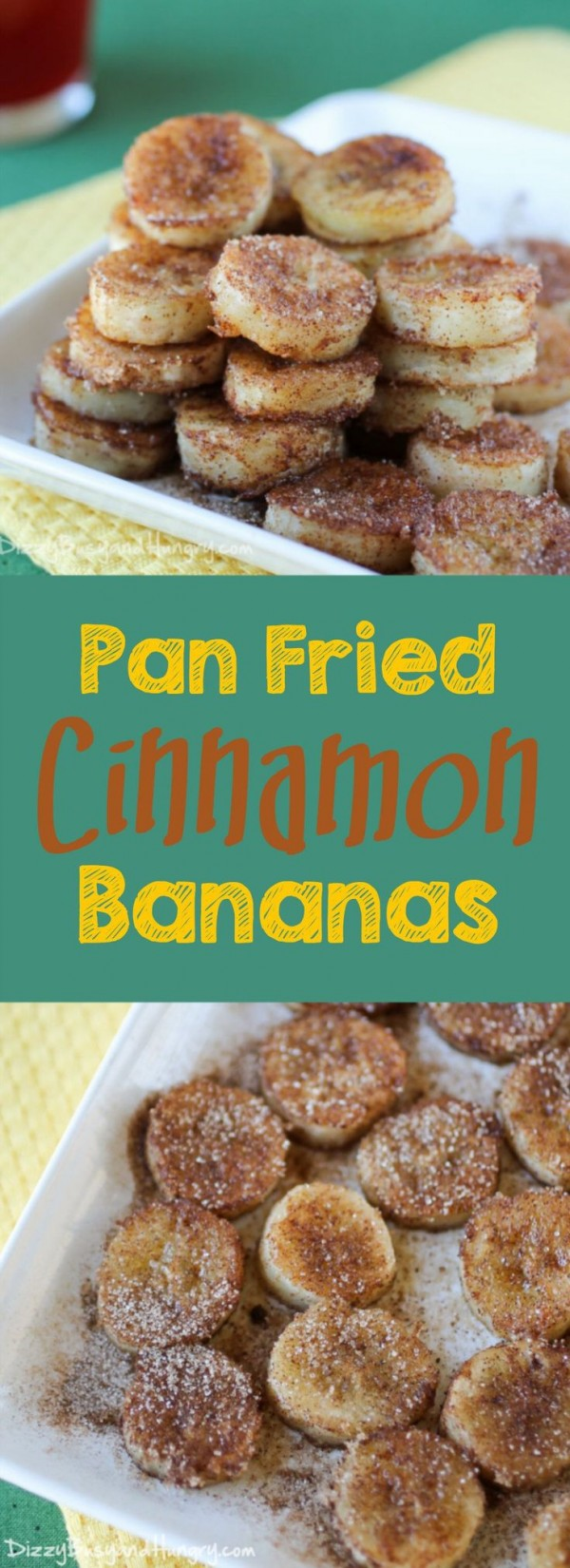Get the recipe Pan Fried Cinnamon Bananas @recipes_to_go