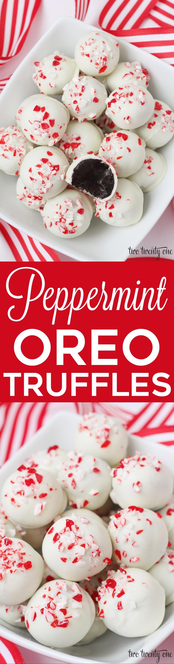 Get the recipe Peppermint Oreo Truffles @recipes_to_go