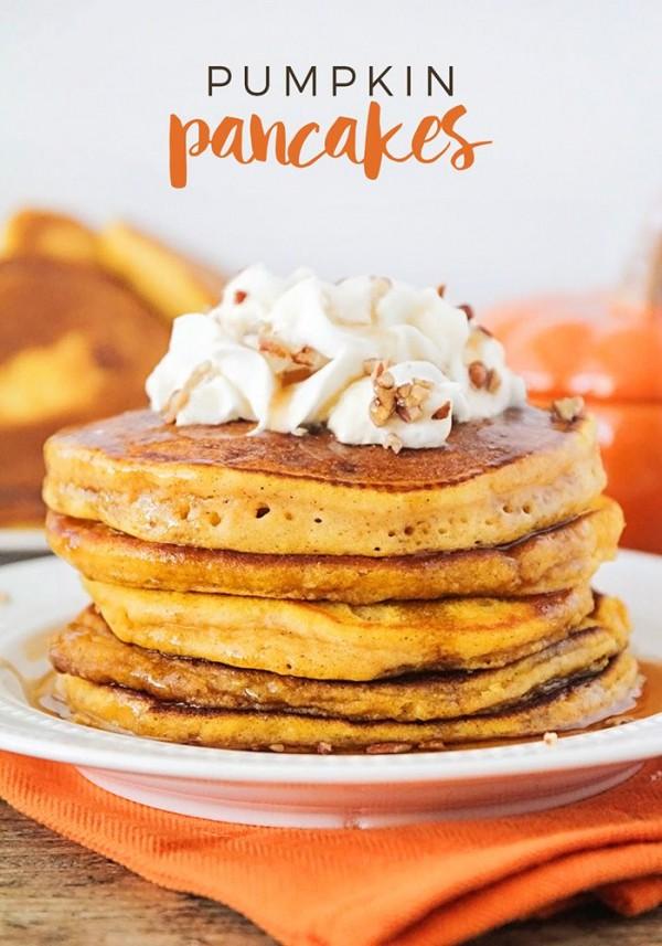 Get the recipe Pumpkin Pancakes @recipes_to_go