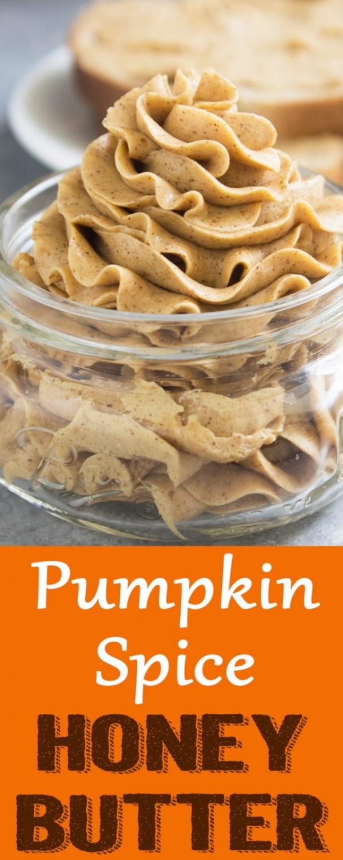 Get the recipe Pumpkin Spice Honey Butter @recipes_to_go