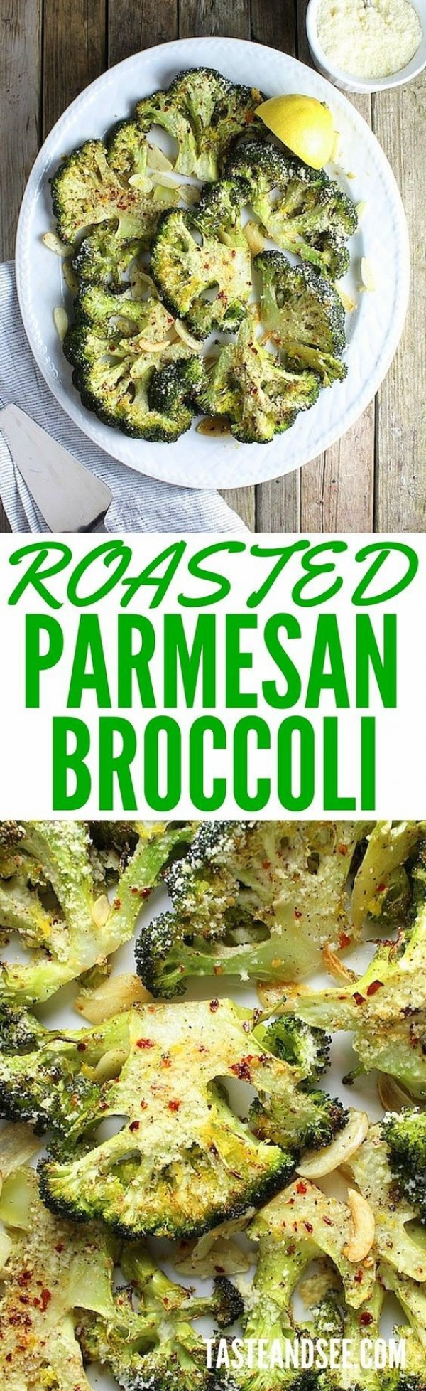 Get the recipe Roasted Parmesan Broccoli @recipes_to_go