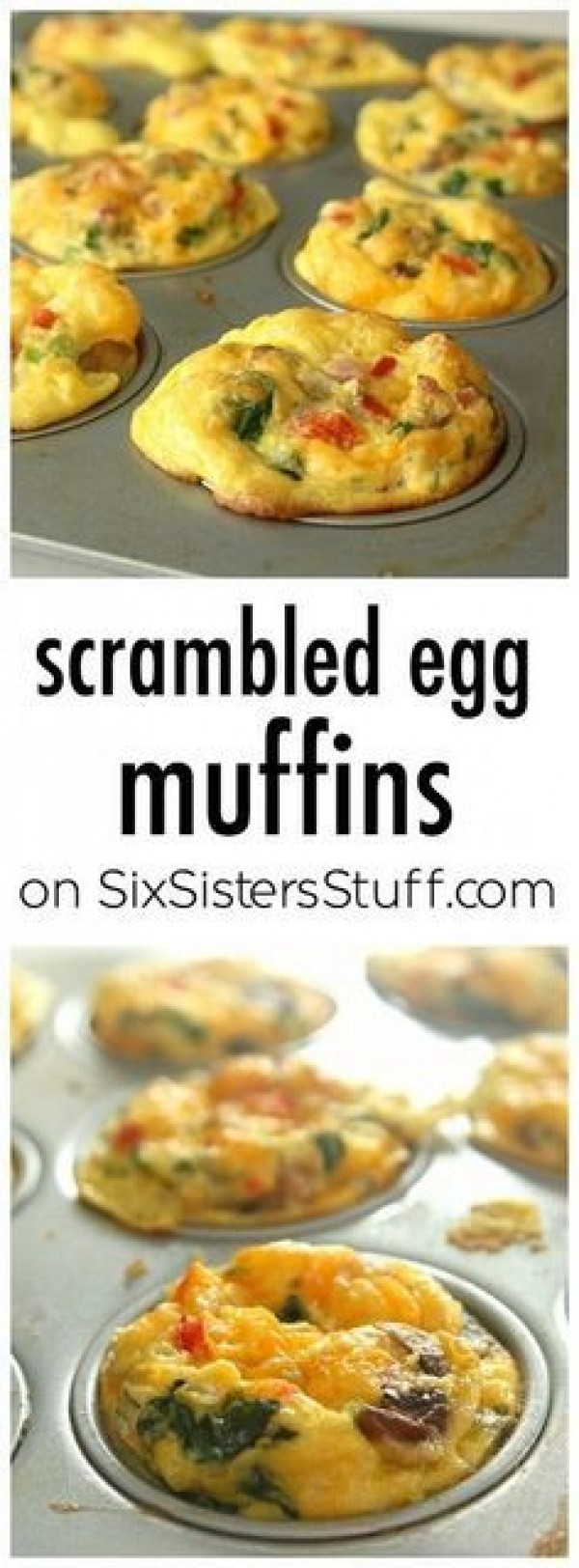 Get the recipe Scrambled Egg Muffins @recipes_to_go