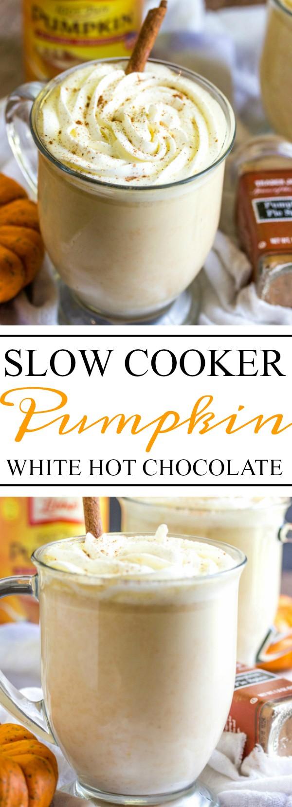 Get the recipe Pumpkin White Chocolate @recipes_to_go