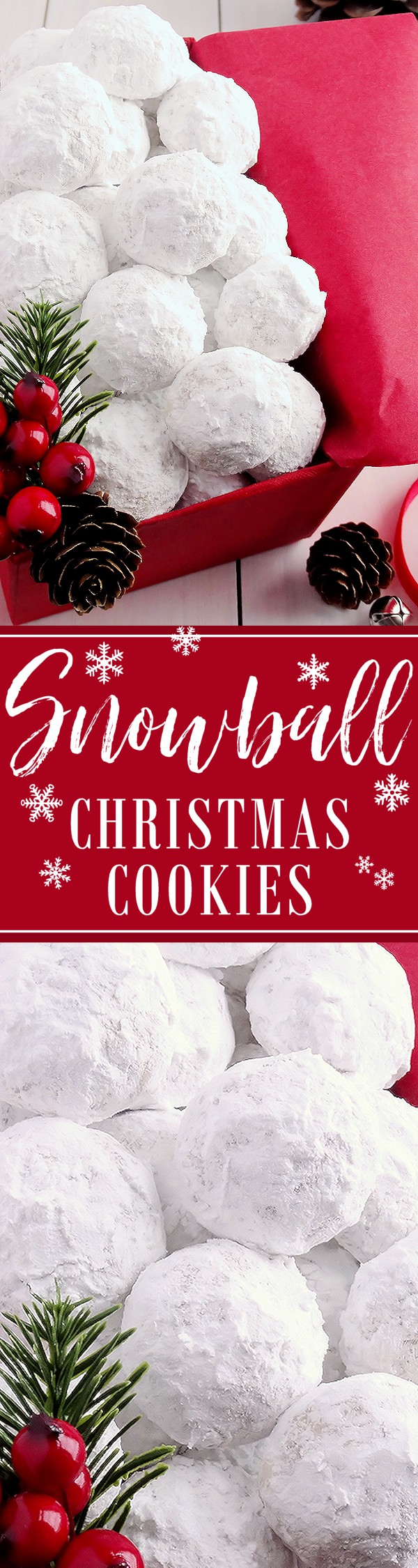 Get the recipe Snowball Christmas Cookies @recipes_to_go