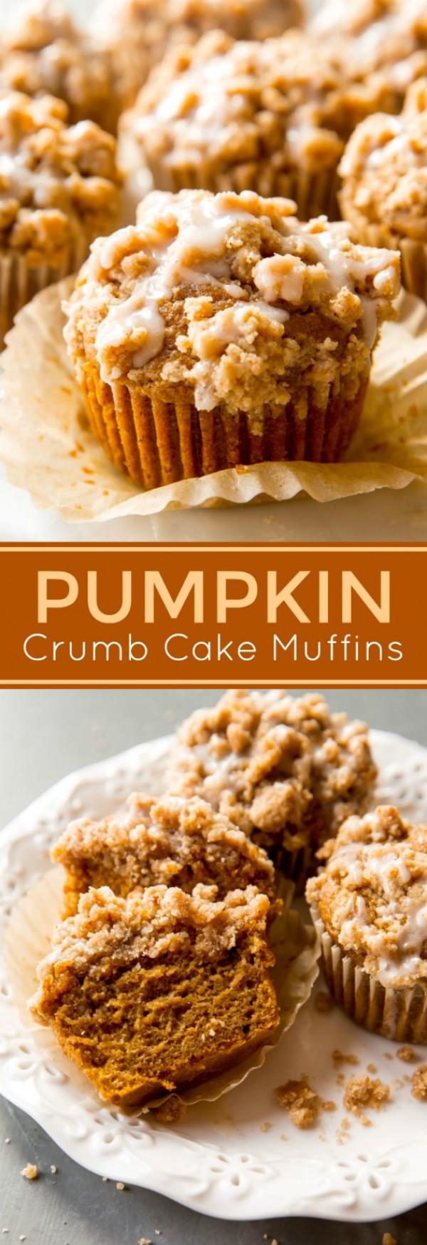 Get the recipe Pumpkin Crumb Cake Muffins @recipes_to_go
