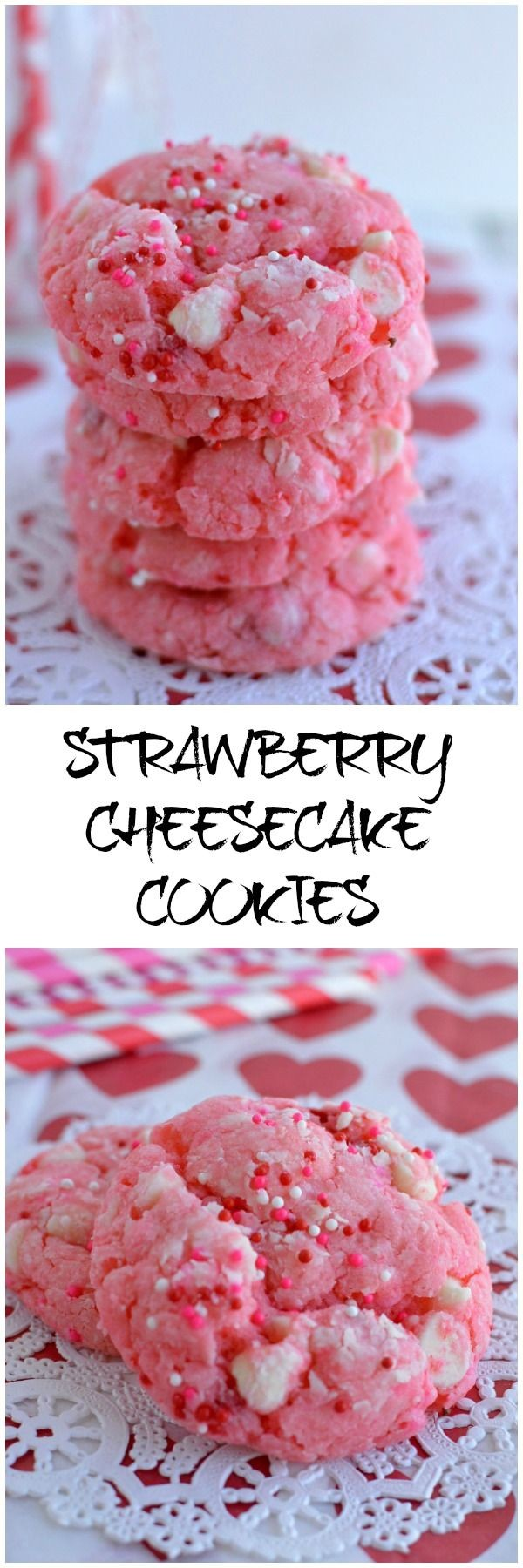 Get the recipe Strawberry Cheesecake Cookies @recipes_to_go