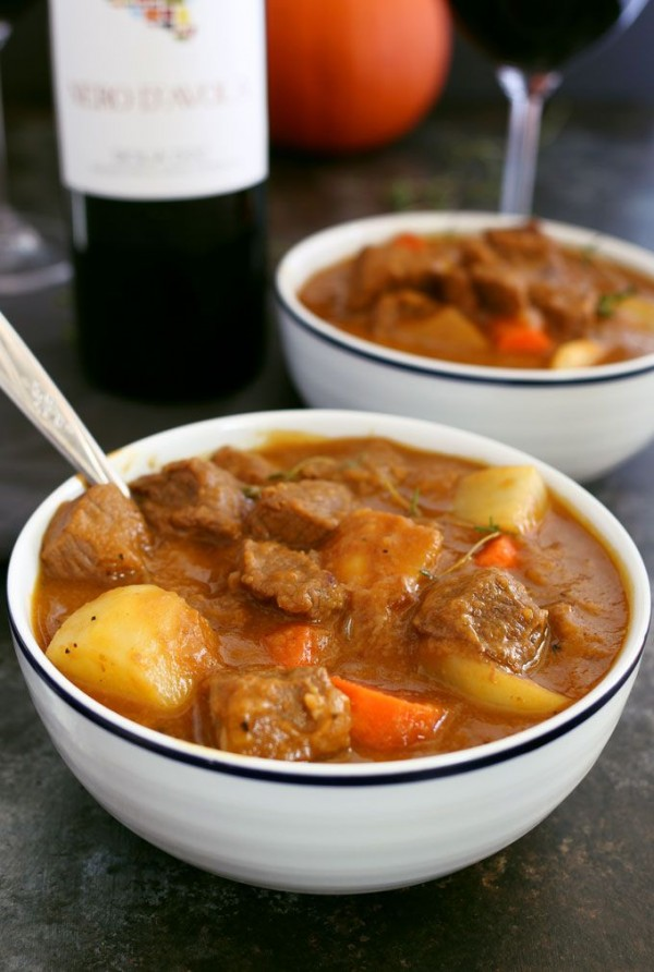 Get the recipe Pumpkin Beef Stew @recipes_to_go