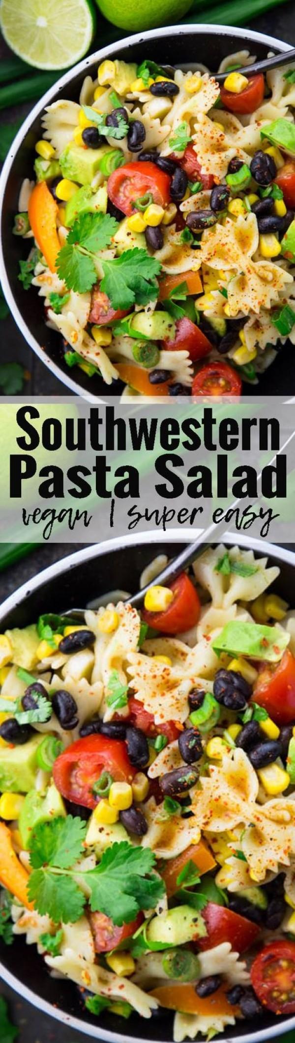 Get the recipe Southwestern Pasta Salad @recipes_to_go