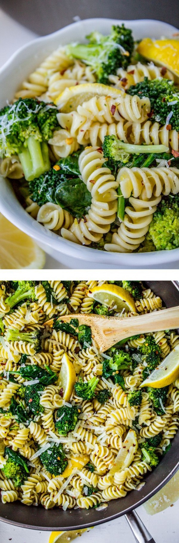 Get the recipe Lemon Broccoli Pasta Skillet @recipes_to_go
