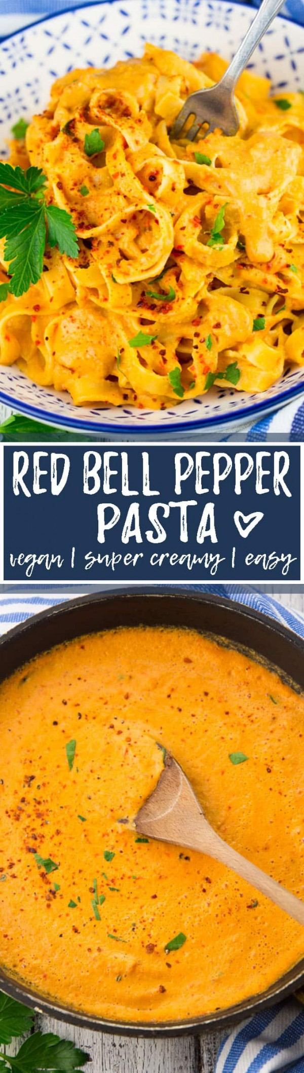 Get the recipe Red Bell Pepper Pasta @recipes_to_go