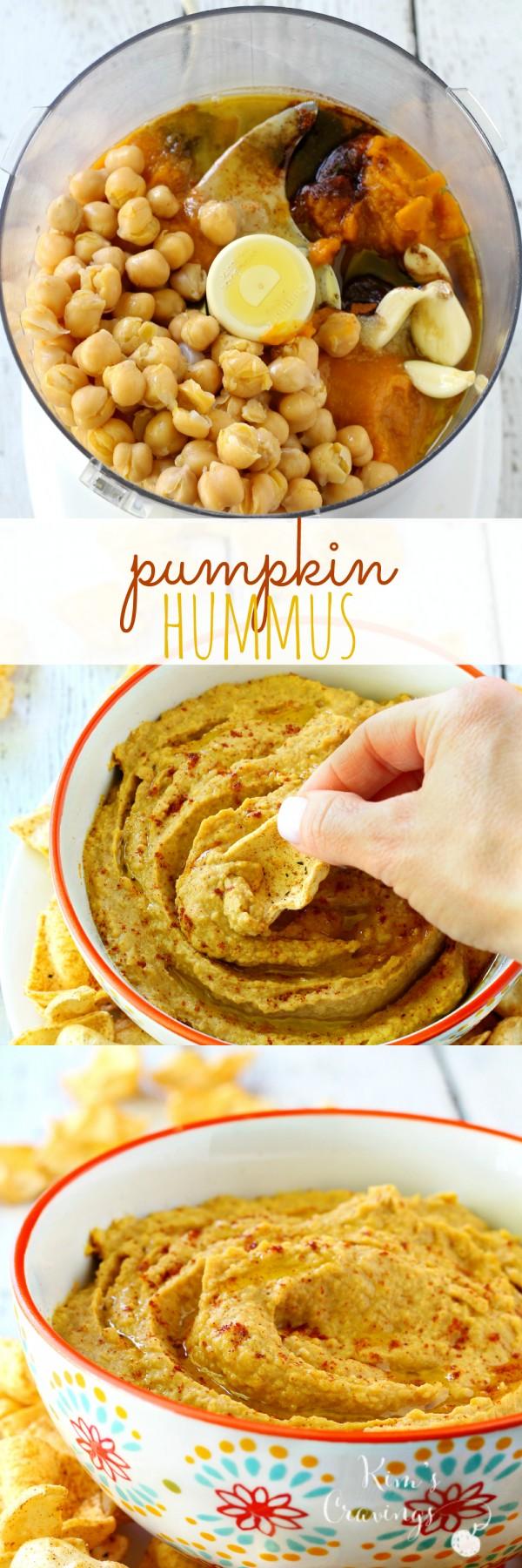 Get the recipe Pumpkin Hummus @recipes_to_go