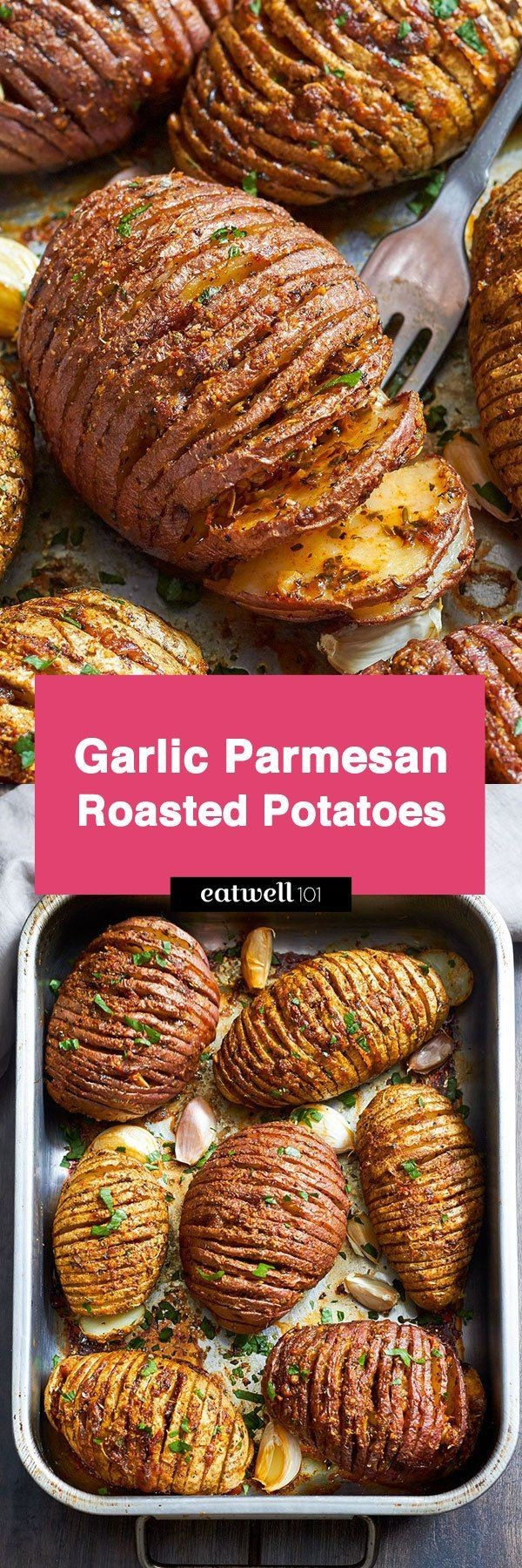 Get the recipe Garlic Parmesan Roasted Potatoes @recipes_to_go