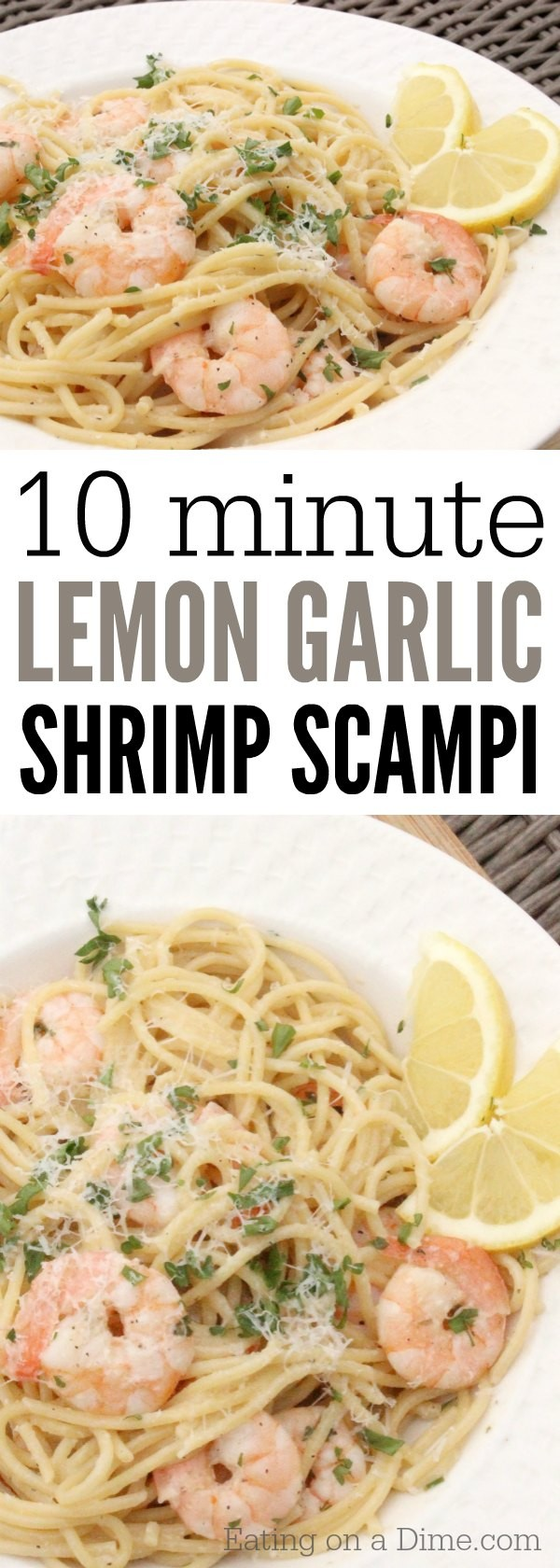 Get the recipe Lemon Garlic Shrimp Scampi @recipes_to_go