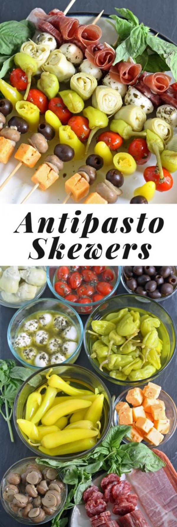 Get the recipe for Antipasto Skewers @recipes_to_go