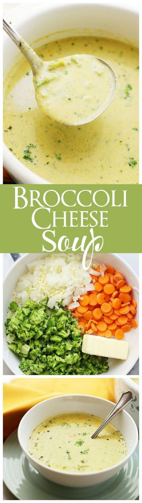 Get the recipe Broccoli Cheese Soup @recipes_to_go