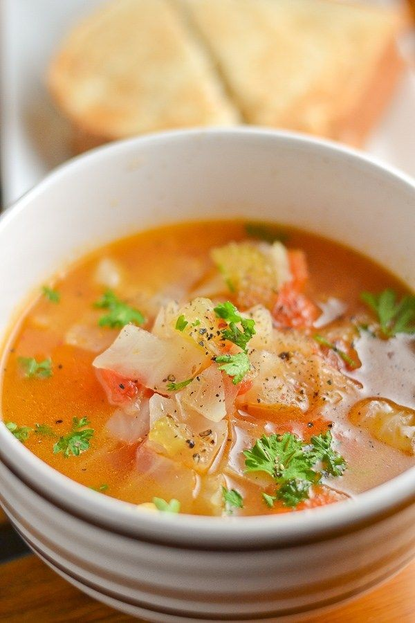 Get the recipe Cabbage Soup @recipes_to_go