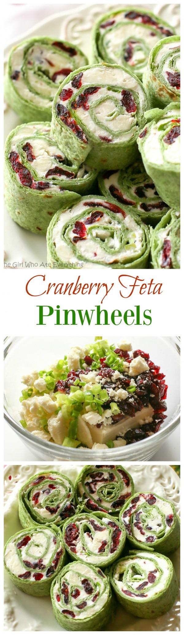 Get the recipe Cranberry Feta Pinwheels @recipes_to_go