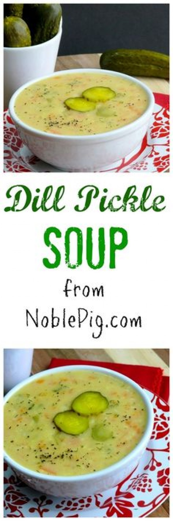 Get the recipe Dill Pickle Soup @recipes_to_go