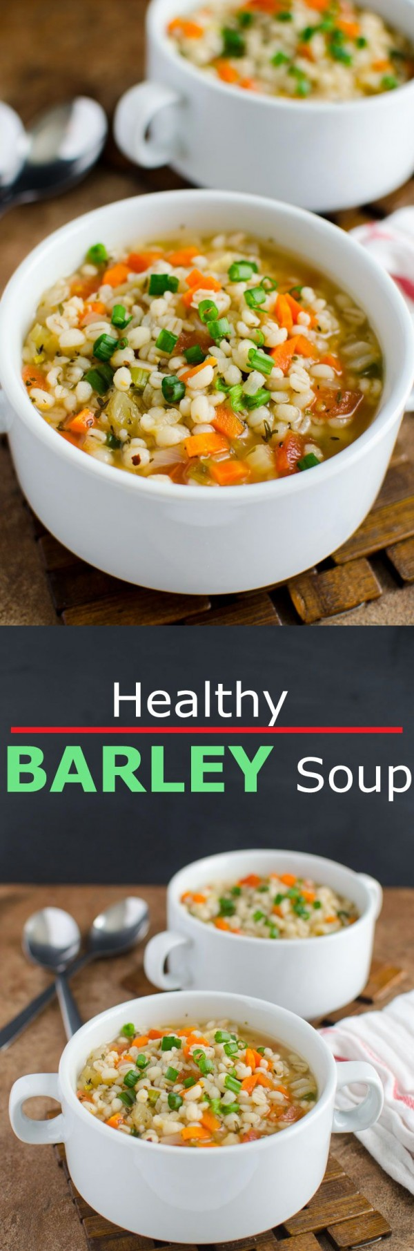 Get the recipe Healthy Barley Soup @recipes_to_go