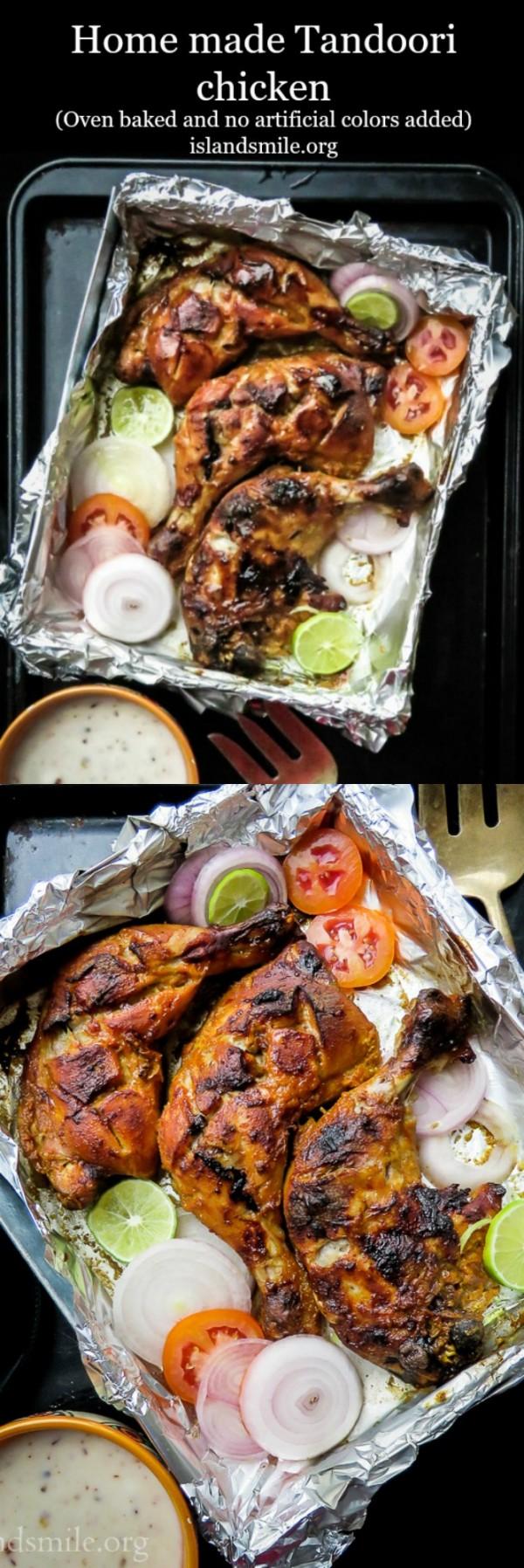 Get the recipe Home Made Tandoori Chicken @recipes_to_go