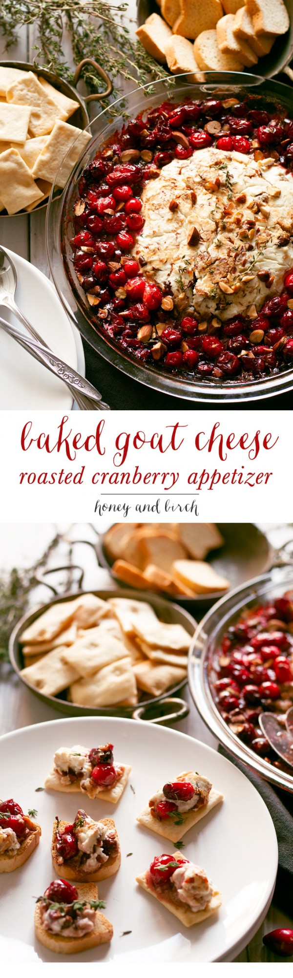 Get the recipe Baked Goat Cheese @recipes_to_go