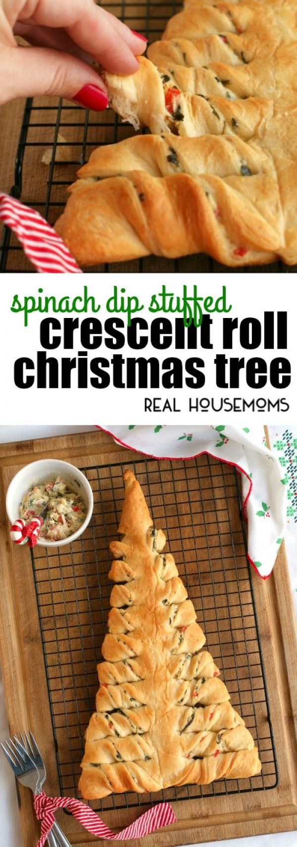 Get the recipe Crescent Roll Christmas Tree @recipes_to_go