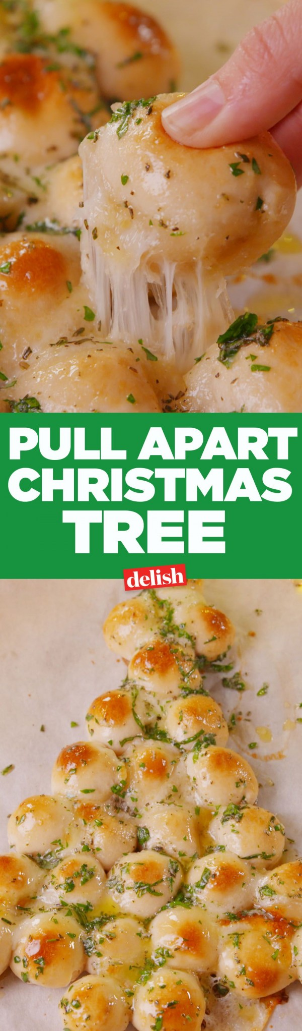 Get the recipe Pull Apart Christmas Tree @recipes_to_go