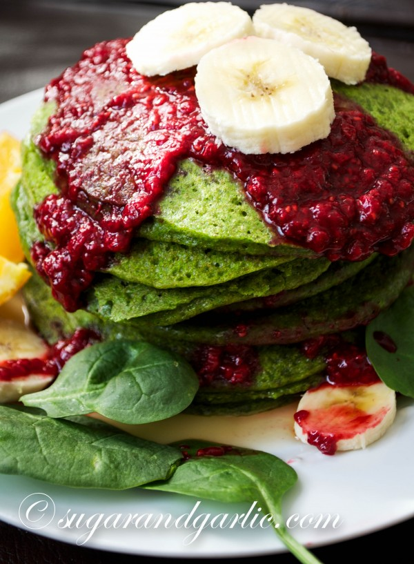 Get the recipe Spinach Pancakes @recipes_to_go