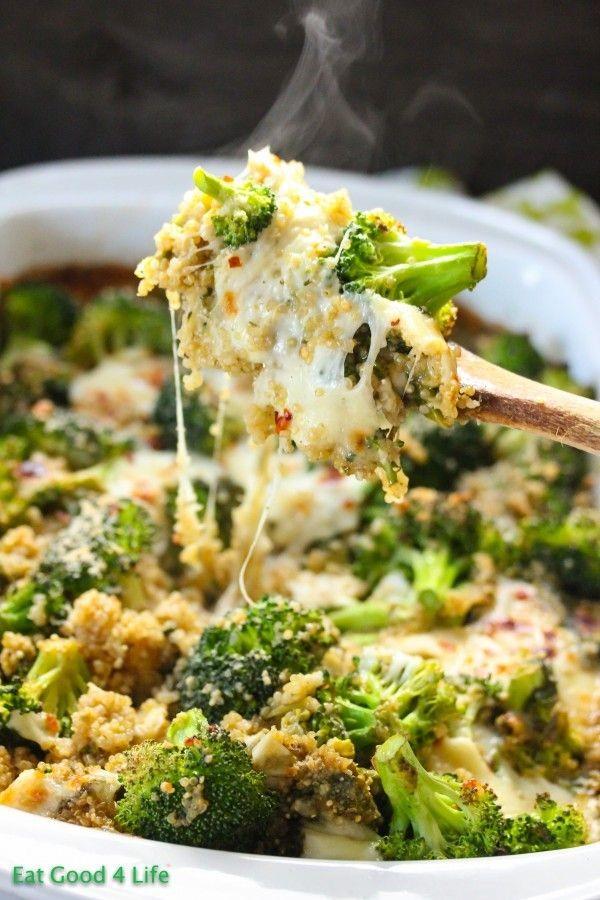 Get the recipe Broccoli Quinoa Casserole @recipes_to_go