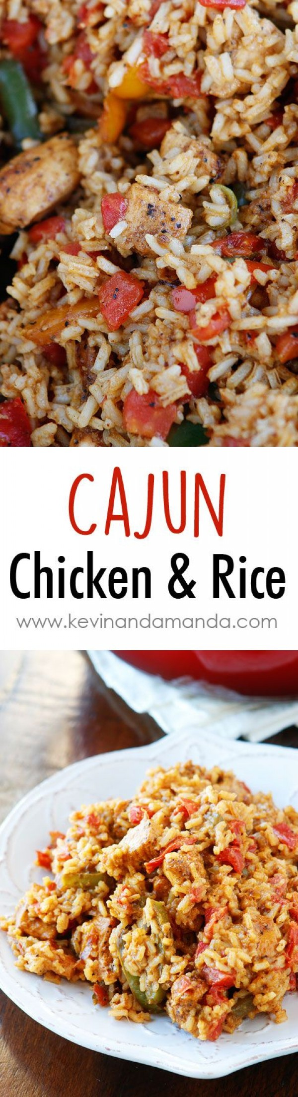 Get the recipe Cajun Chicken and Rice @recipes_to_go