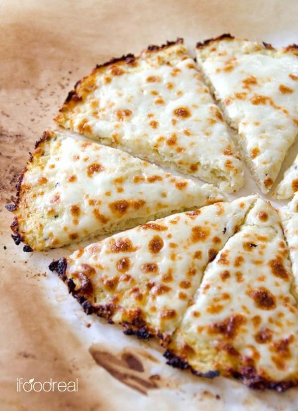 Get the recipe Cauliflower Crust Pizza @recipes_to_go