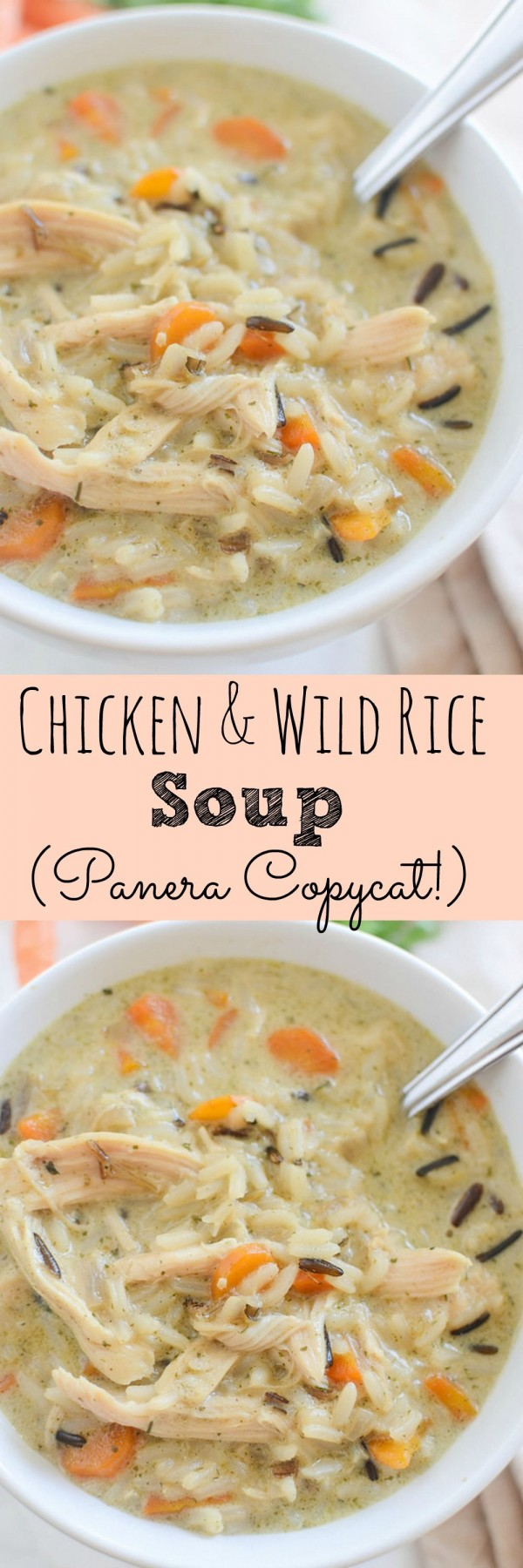 Get the recipe Chicken and Wild Rice Soup @recipes_to_go