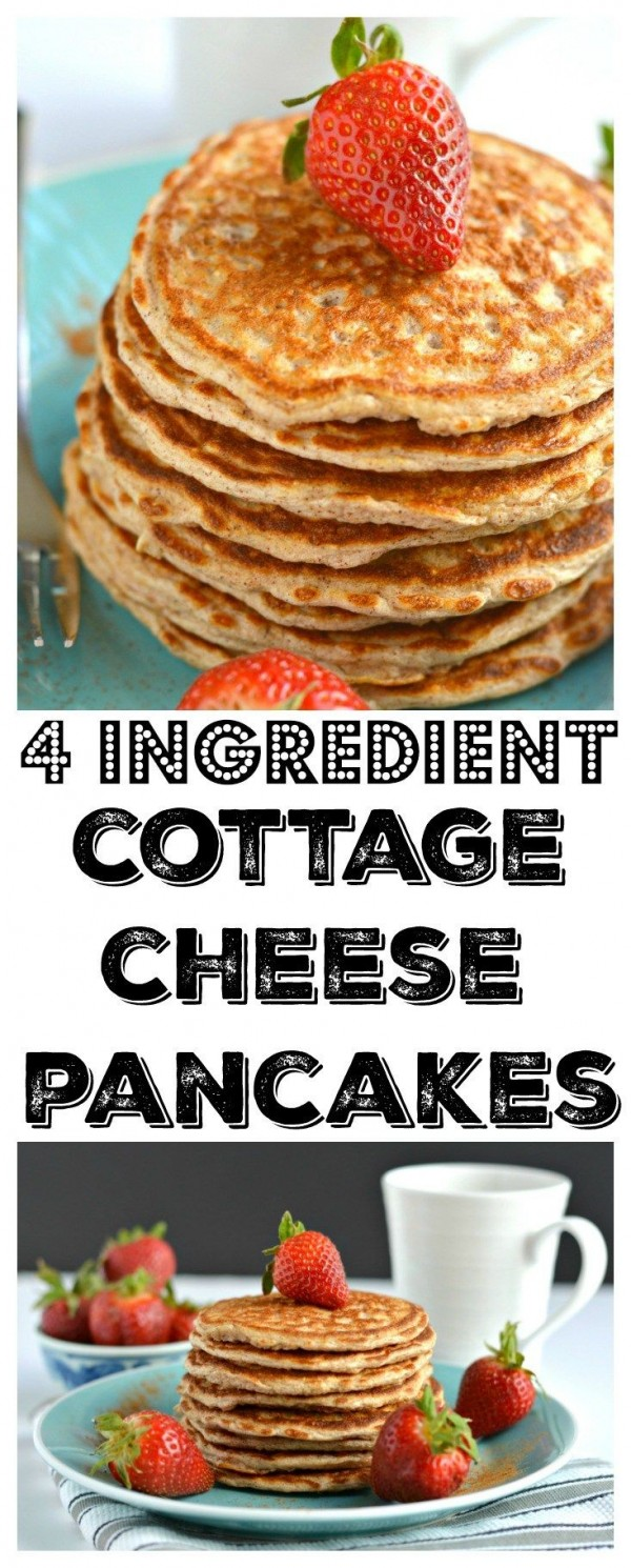 Get the recipe Cottage Cheese Pancakes @recipes_to_go