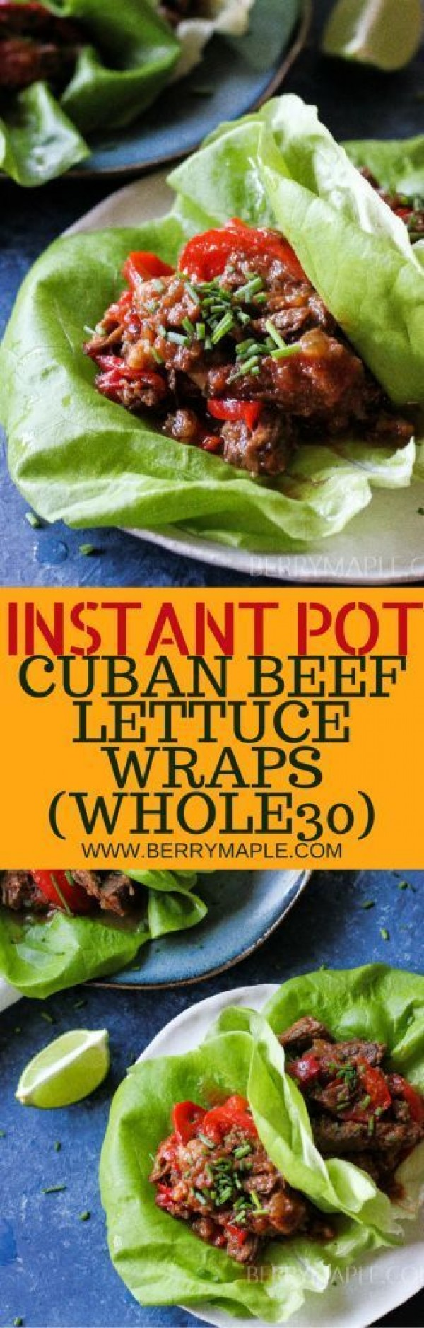 Get the recipe Cuban Beef Lettuce Wraps @recipes_to_go