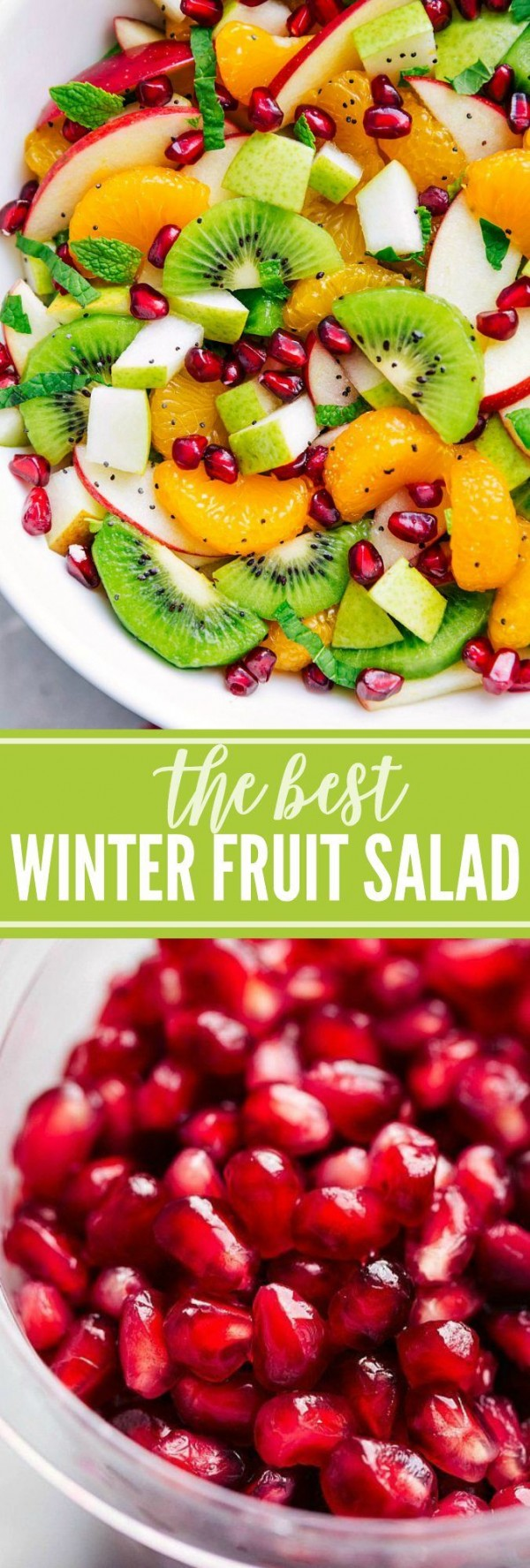 Get the recipe Winter Fruit Salad @recipes_to_go