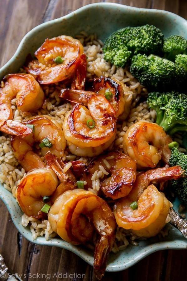 Get the recipe Honey Garlic Shrimp @recipes_to_go