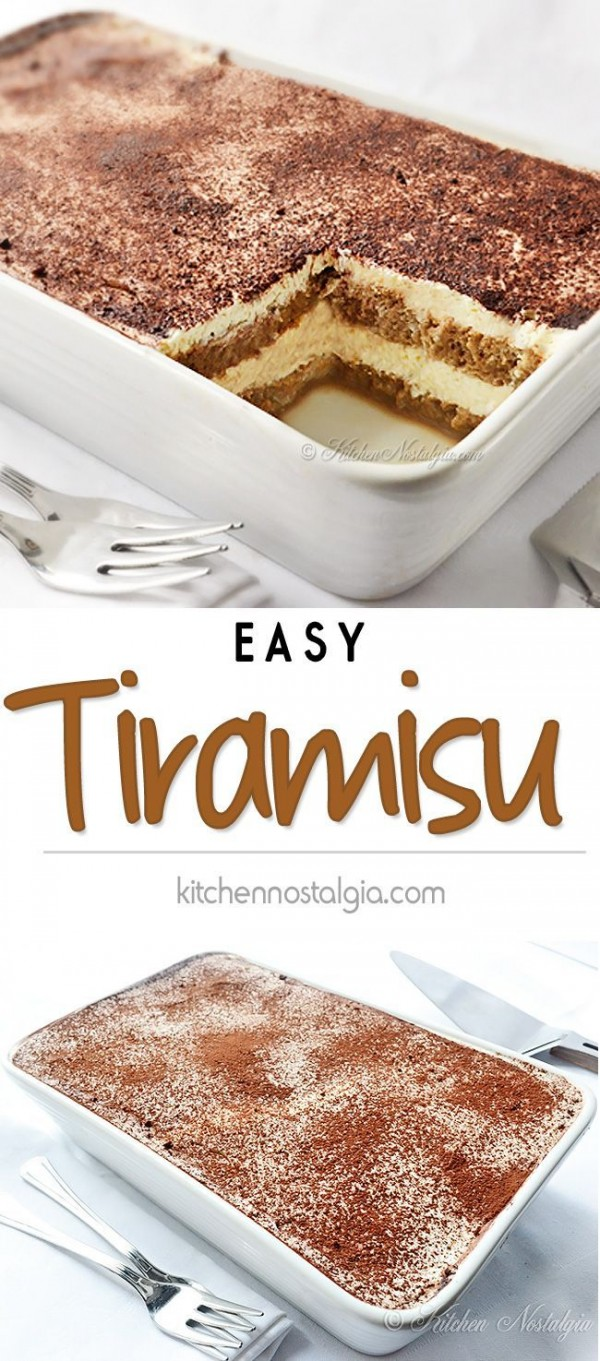 Get the recipe Tiramisu @recipes_to_go