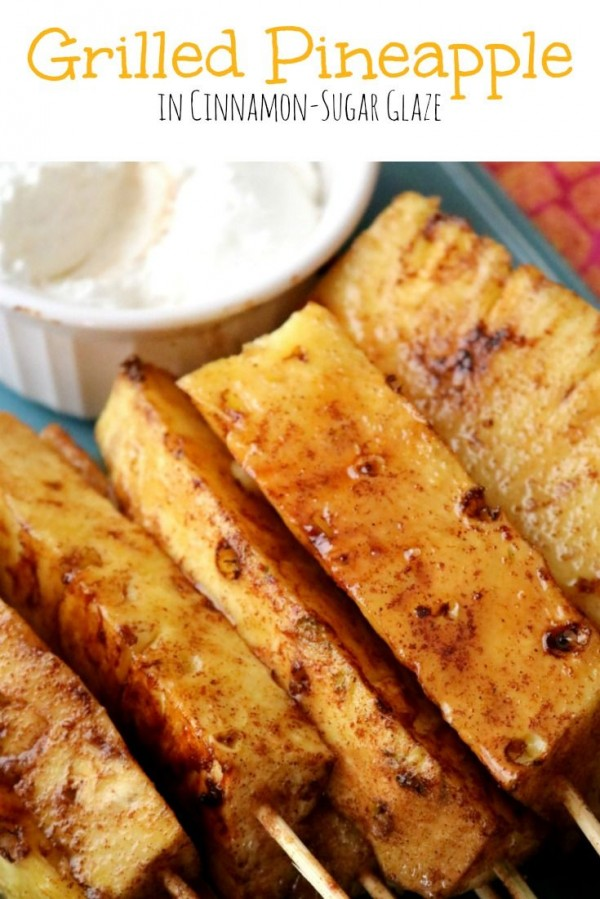 Get the recipe Grilled Pineapple @recipes_to_go