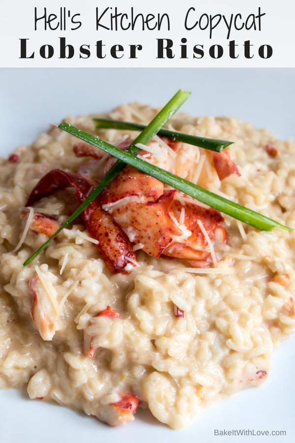 Get the recipe Lobster Risotto @recipes_to_go