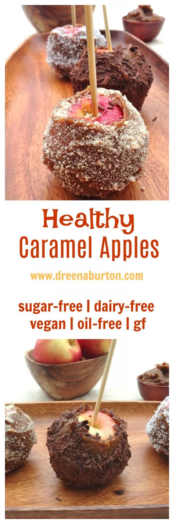 Get the recipe Healthy Caramel Apples @recipes_to_go