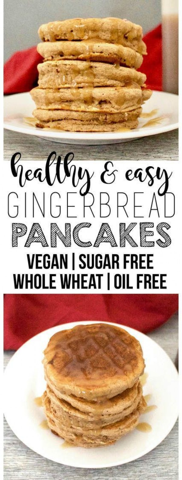 Get the recipe Gingerbread Pancakes @recipes_to_go