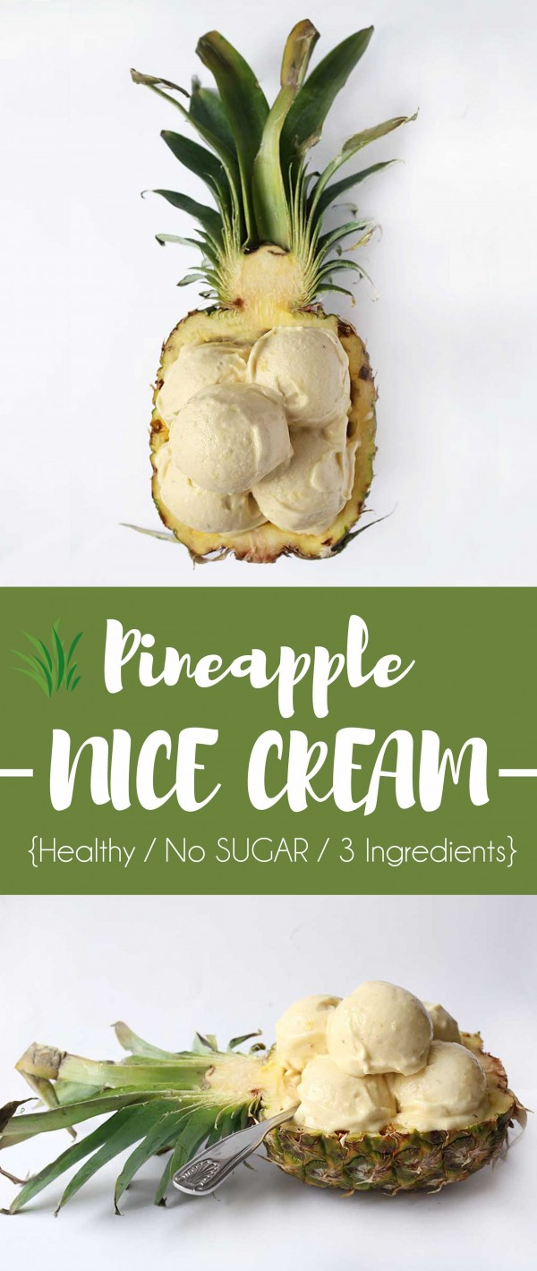 Get the recipe Pineapple Nice Scream @recipes_to_go