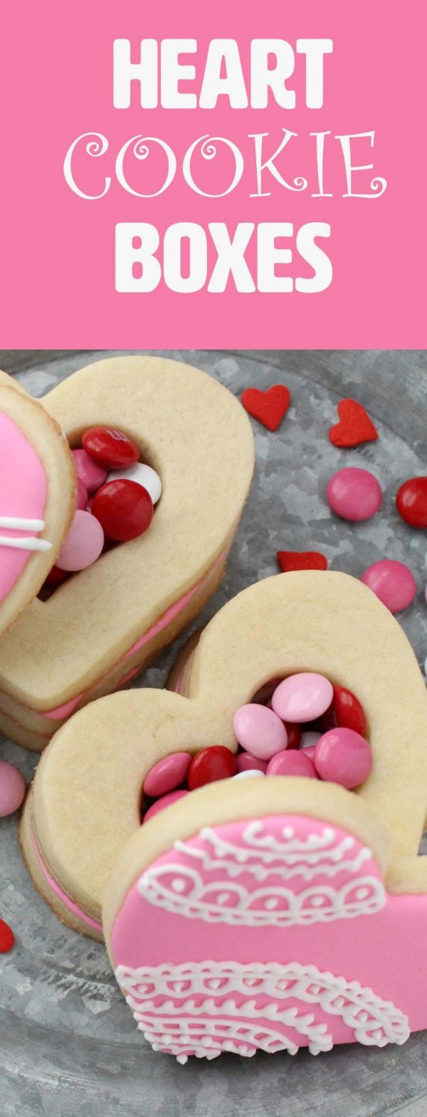 Get the recipe Heart Cookie Boxes @recipes_to_go