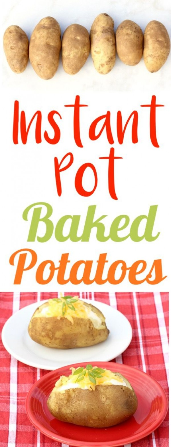 Get the recipe Baked Potatoes @recipes_to_go