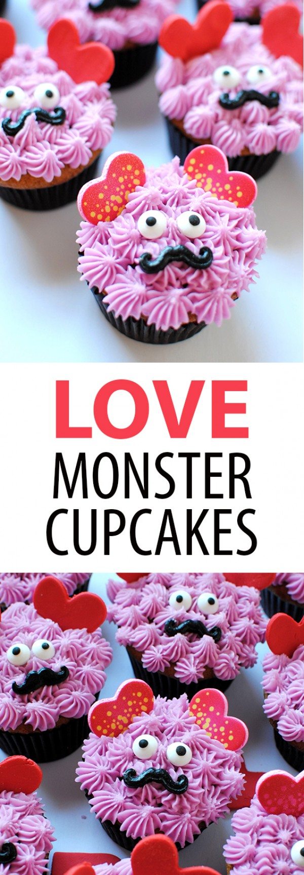 Get the recipe Love Monster Cupcakes @recipes_to_go