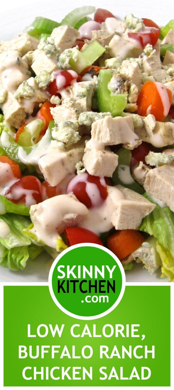 Get the recipe Buffalo Ranch Chicken Salad @recipes_to_go