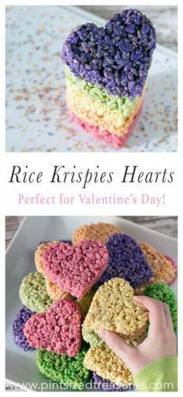 Get the recipe Rice Krispies Hearts @recipes_to_go