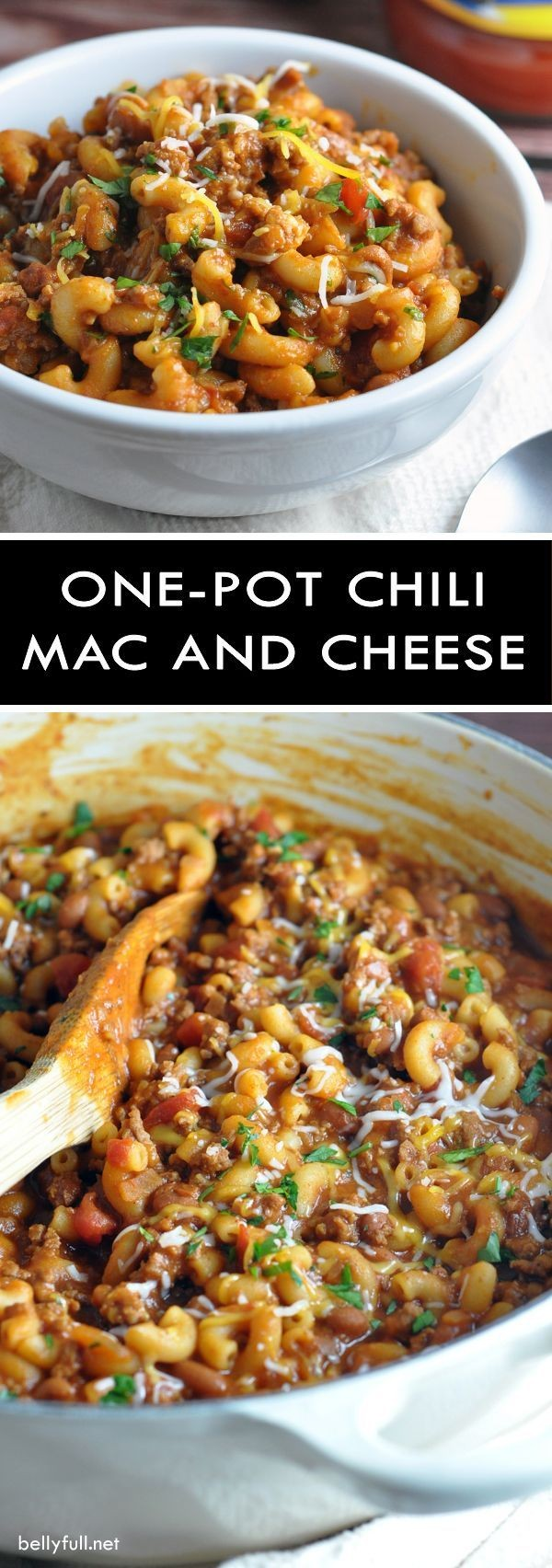 Get the recipe Chili Mac and Cheese @recipes_to_go