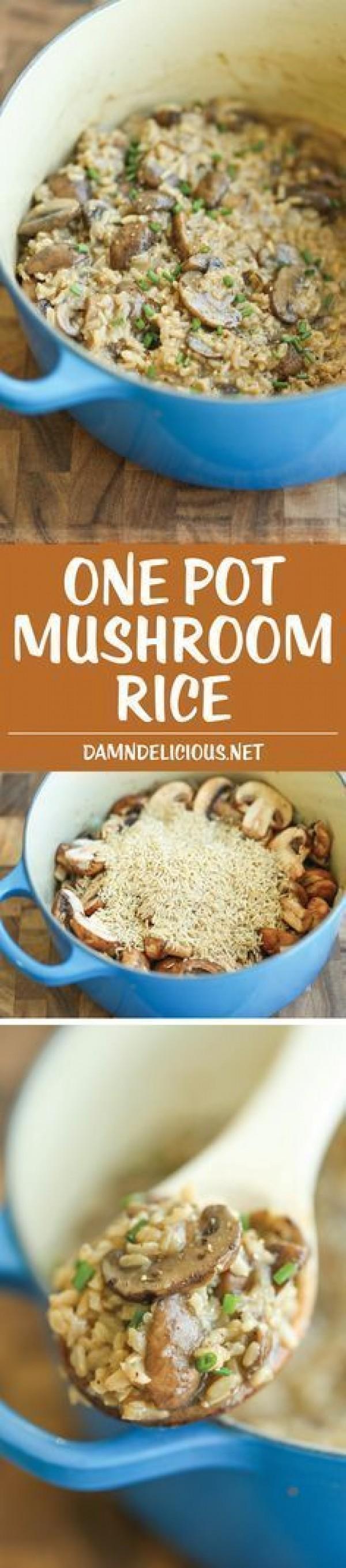 Get the recipe Mushroom Rice @recipes_to_go