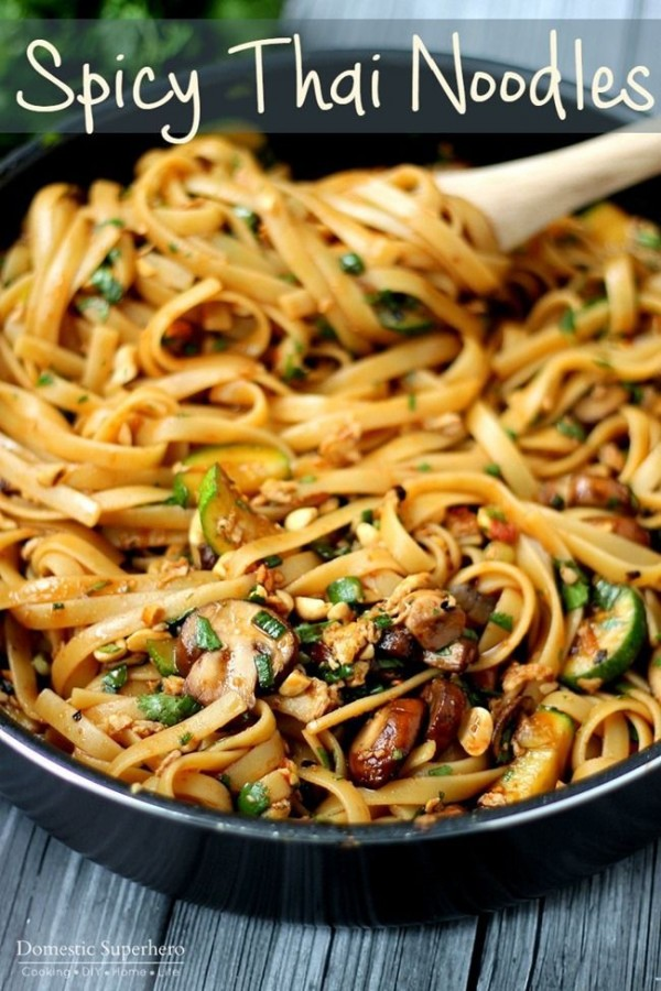 Get the recipe Spicy Thai Noodles @recipes_to_go
